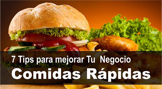 Negocio de comidas r pidas 7 tips para hacerlo m s rentable for Mesas para negocio comidas rapidas