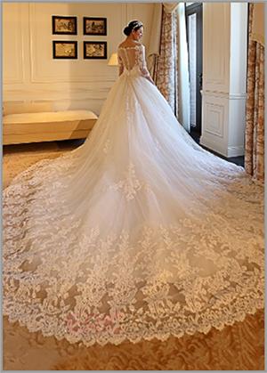 ropa de boda de moda