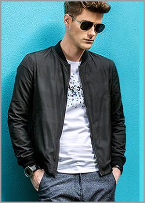 ropa de hombre de moda